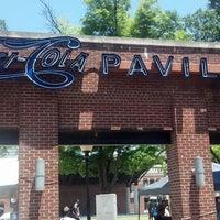 Photo taken at Pepsi Pavillon by Eddie W. on 7/13/2013