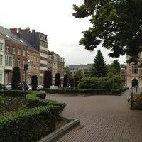 Photo taken at Leuven by Bjorn W. on 7/4/2013