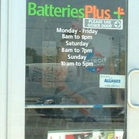 Photo taken at Batteries Plus Bulbs by Sheila S. on 7/14/2013