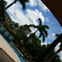 Photo taken at Harbour Cove Pool by Kashief C. on 9/3/2014