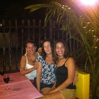 Photo taken at La Siesta by Tulum Living M. on 12/13/2012