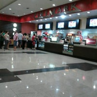Photo taken at Cinemark by Kauê N. on 1/6/2013