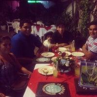 Photo taken at La Cabaña Restaurant-Bar Familiar by Kevin Orlando C. on 2/16/2014