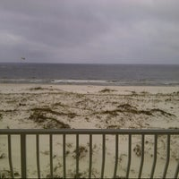 Photo taken at Gulf Shores Plantation Beaches by Tony D. on 5/17/2013