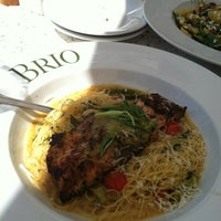 Photo taken at Brio Tuscan Grille by rabia a. on 8/24/2013