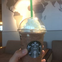 Photo taken at Starbucks by Arif Y. on 10/18/2017