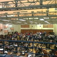 Photo taken at BBC Maida Vale Studios by Alex B. on 2/8/2013