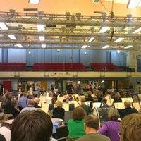 Photo taken at BBC Maida Vale Studios by Alex B. on 1/4/2013