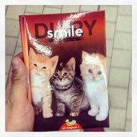 Photo taken at Auchan by Fabio M. on 9/27/2013