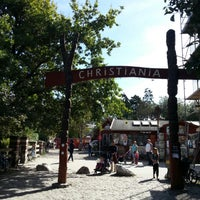 Photo taken at Christiania by Roger S. on 9/8/2013