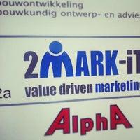 Photo taken at 2MARK-IT by Martijn B. on 10/14/2013