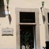 Photo taken at Dolce&Gabbana by Jane S. on 7/15/2013