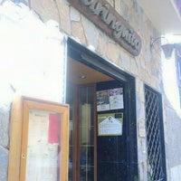 Photo taken at Restaurant Xiringuito by annitamusic on 8/1/2013