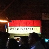 Photo taken at Stress Factory Comedy Club by Wilson H. on 6/29/2013