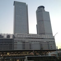 Photo taken at Nagoya Station by フェリル on 1/1/2013