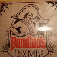 Photo taken at Bandido's by William R. on 12/3/2013