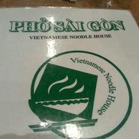 Photo taken at Pho Saigon by Priscilla R. on 3/1/2013