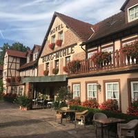 Photo taken at Hotel Burgmühle by RRobert A. on 9/9/2018