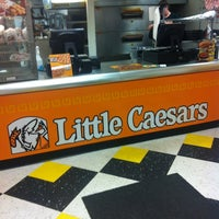 Photo taken at Little Caesars Pizza by Michael P. on 2/8/2013