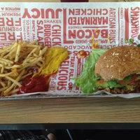 Photo taken at Smashburger by Erik H. on 7/21/2015