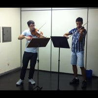 10/24/2012에 Leonardo P.님이 Escola de Música UFRJ에서 찍은 사진