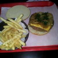 Photo taken at Rock Burger by Jovanita P. on 9/19/2012