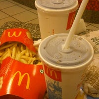 Photo taken at McDonald's by ~JuLiEt~ on 2/28/2013