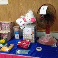 Photo taken at ห้องประชุม โรงเรียนบ้านโต by Nurhana H. on 1/7/2014