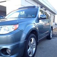 Photo taken at Cliff Wall Subaru-Mazda-Mitsubishi by Ron R. on 10/31/2012