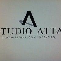 Photo taken at Studio ATTA by Wilian K. on 7/22/2013