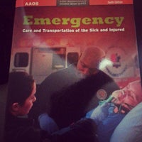 Photo taken at EMT & Paramedic Labs/Program by Beverly B. on 2/7/2014