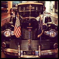 Photo taken at Henry Ford Museum by Christina L. on 7/14/2013