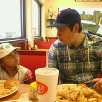 Photo taken at Bush's Chicken! by Brooke O. on 9/29/2012
