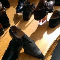 Photo taken at John Fluevog Shoes by April D. on 3/23/2013