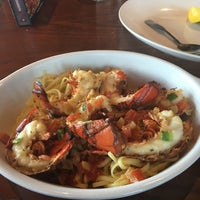 Photo taken at Red Lobster by Habeeba D. on 5/1/2017