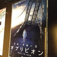 Photo taken at TOHO Cinemas by Shin.O on 5/31/2013