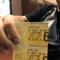 Photo taken at Senayan City XXI by sisythohir . on 1/13/2018