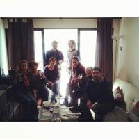 Photo taken at Callao 2975 by Tati P. on 8/9/2014