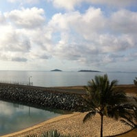 Photo taken at Mackay Harbour by Rhys V. on 9/24/2012