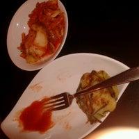 Photo taken at Ccozi n friends - korean dining food by Rachmawatika P. on 3/9/2013