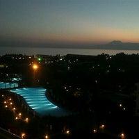 11/4/2012 tarihinde Sadovoy A.ziyaretçi tarafından Barut Lara Resort'de çekilen fotoğraf