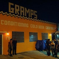 Photo taken at Gramps by Ramiro L. on 12/8/2012