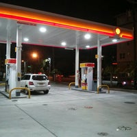 Photo taken at Shell by Ramiro L. on 7/13/2013