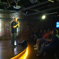 Photo taken at The American Comedy Co. by Kris R. on 4/25/2013