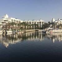2/23/2018 tarihinde Laurent B.ziyaretçi tarafından Park Hyatt Dubai'de çekilen fotoğraf
