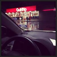 Photo taken at QuikTrip by Krystal E. on 11/23/2013