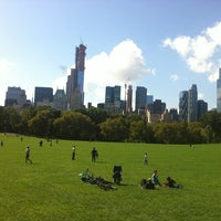 Photo prise au Sheep Meadow par Justin G. le9/30/2012