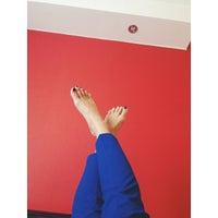 "Photo taken at Hotel Manes - Restaurace ""V Hotylku"" by Анастасия Г. on 4/29/2014"