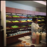 Photo taken at Focaccia Market Bakery by Tak M. on 2/1/2013