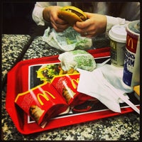 Photo taken at McDonald's by Miroslava L. on 2/14/2013
